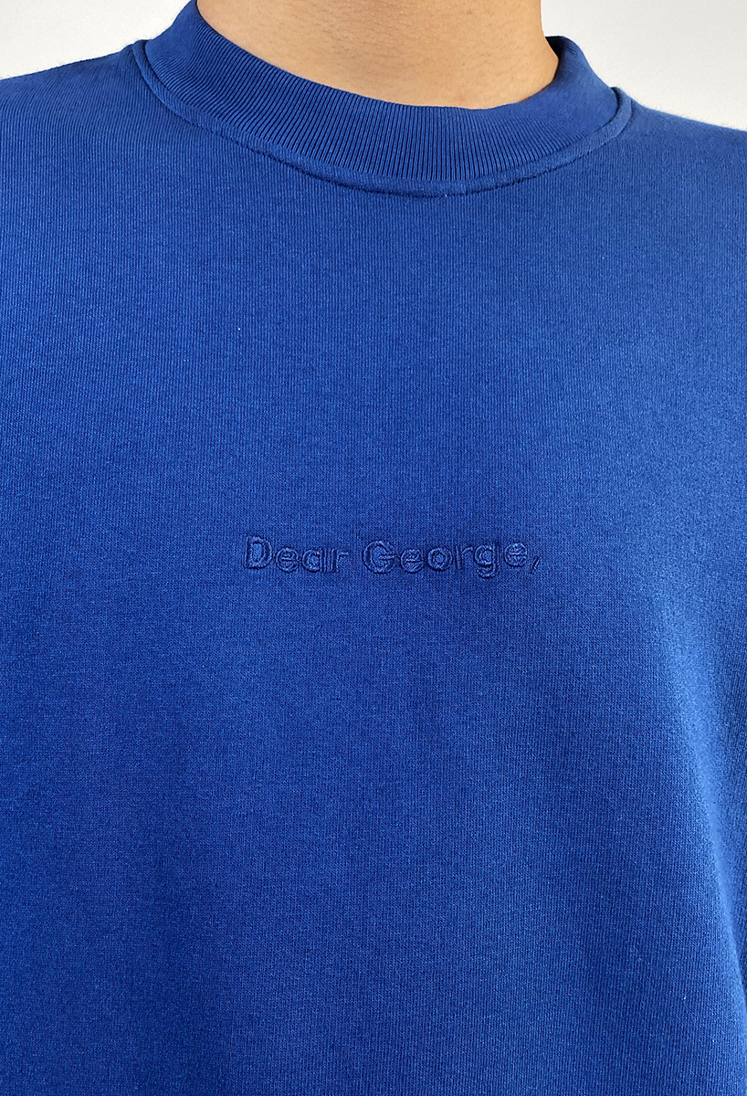DEAR GEORGE, CREW BLUE