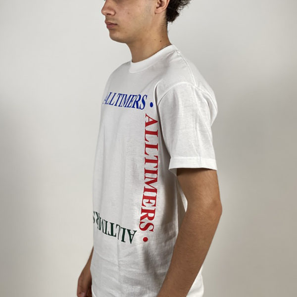 DEAR GEORGE BOX EM OUT TEE WHITE ALLTIMERS