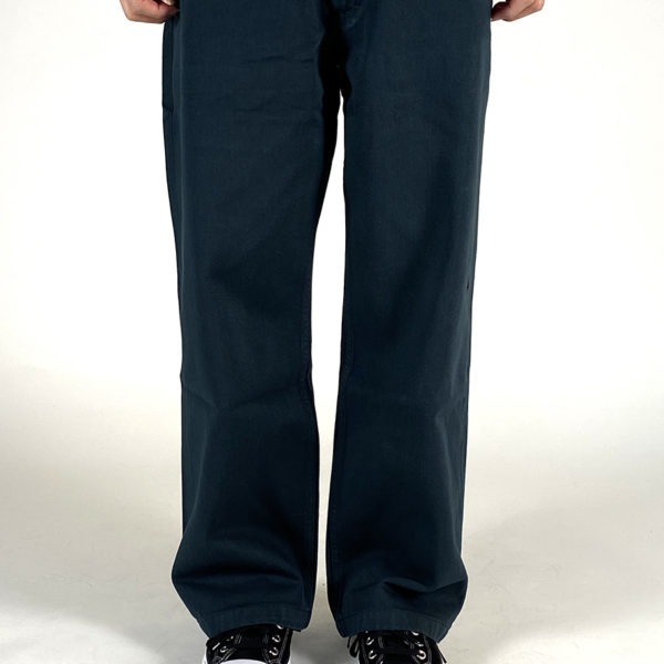 DEAR GEORGE POLAR 40S PANTS GREY TEAL