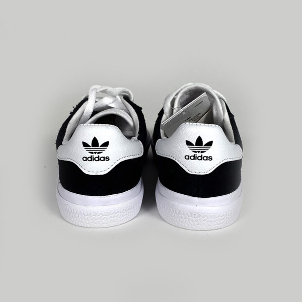 DEAR GEORGE ADIDAS 3MCJ BLACK WHITE YOUTH
