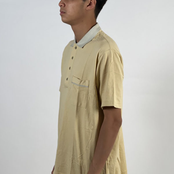 DEAR GEORGE FORMER UNIFORM POLO CREAM