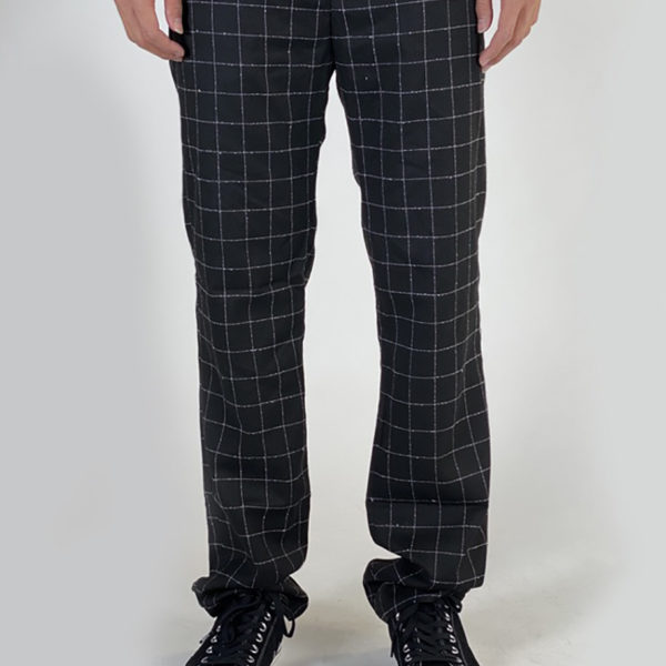 DEAR GEORGE FORMER DISCORD PANT SQUARED BLACK